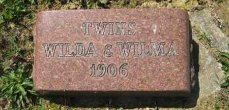 BROWN?, WILDA - Athens County, Ohio | WILDA BROWN? - Ohio Gravestone Photos