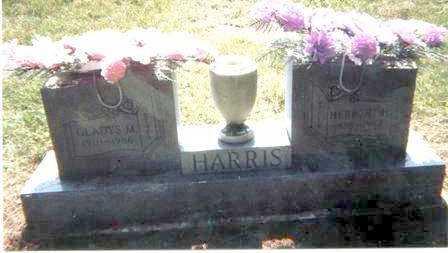 HARRIS, HERBERT - Athens County, Ohio   HERBERT HARRIS - Ohio Gravestone Photos
