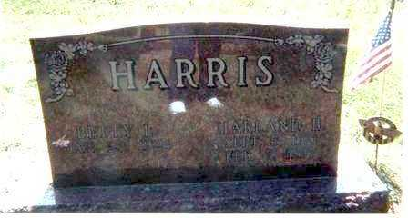 HARRIS, HARLAND - Athens County, Ohio | HARLAND HARRIS - Ohio Gravestone Photos