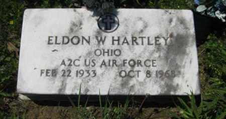 HARTLEY, ELDON W. - Athens County, Ohio | ELDON W. HARTLEY - Ohio Gravestone Photos