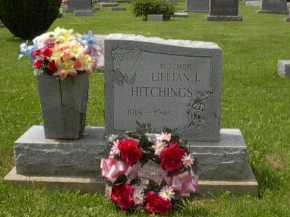 HITCHINGS, LILLIAN ILENE - Athens County, Ohio | LILLIAN ILENE HITCHINGS - Ohio Gravestone Photos