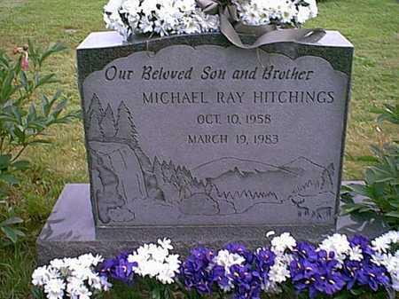 HITCHINGS, MICHAEL RAY - Athens County, Ohio   MICHAEL RAY HITCHINGS - Ohio Gravestone Photos