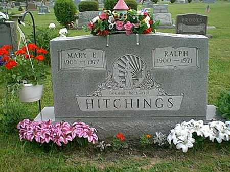 HITCHINGS, MARY E. - Athens County, Ohio | MARY E. HITCHINGS - Ohio Gravestone Photos