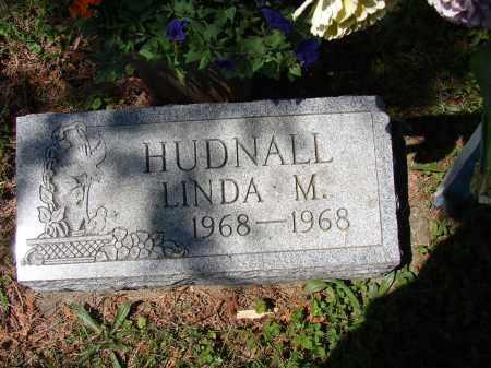 HUDNALL, LINDA M - Athens County, Ohio | LINDA M HUDNALL - Ohio Gravestone Photos
