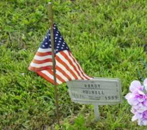 HUDNALL, RANDY - Athens County, Ohio | RANDY HUDNALL - Ohio Gravestone Photos
