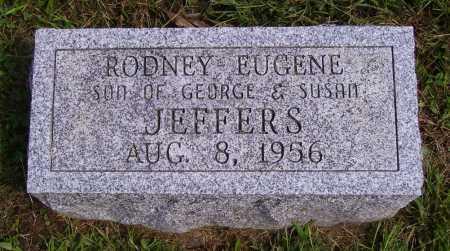 JEFFERS, RODNEY EUGENE - Athens County, Ohio   RODNEY EUGENE JEFFERS - Ohio Gravestone Photos