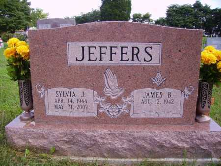 KASLER JEFFERS, SYLVIA J. - Athens County, Ohio | SYLVIA J. KASLER JEFFERS - Ohio Gravestone Photos