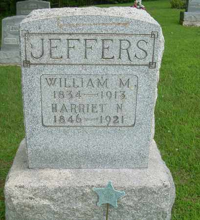 NEWELL JEFFERS, HARRIET - Athens County, Ohio | HARRIET NEWELL JEFFERS - Ohio Gravestone Photos