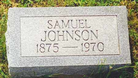 JOHNSON, SAMUEL - Athens County, Ohio | SAMUEL JOHNSON - Ohio Gravestone Photos