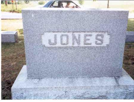 JONES, CLARENCE & VERA - Athens County, Ohio | CLARENCE & VERA JONES - Ohio Gravestone Photos