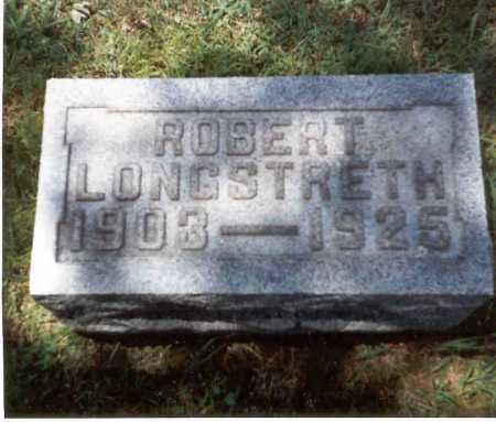 JONES, ROBERT LONGSTRETH - Athens County, Ohio | ROBERT LONGSTRETH JONES - Ohio Gravestone Photos