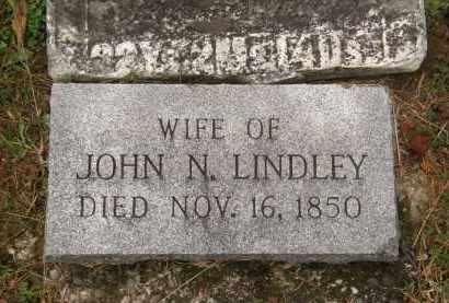 LINDLEY, JOHN N. - Athens County, Ohio | JOHN N. LINDLEY - Ohio Gravestone Photos