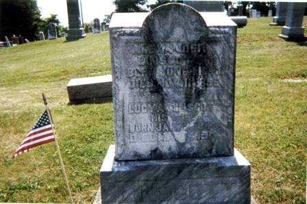 LINSCOTT, LUCY ANN - Athens County, Ohio   LUCY ANN LINSCOTT - Ohio Gravestone Photos