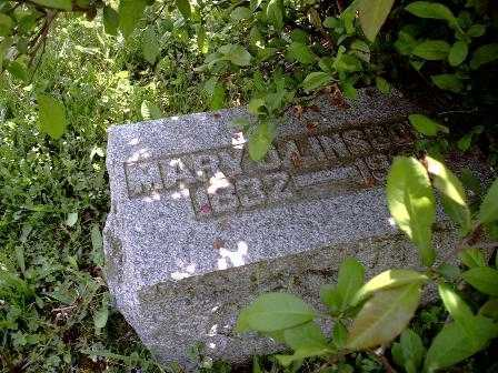 LINSCOTT, MARY J. - Athens County, Ohio | MARY J. LINSCOTT - Ohio Gravestone Photos