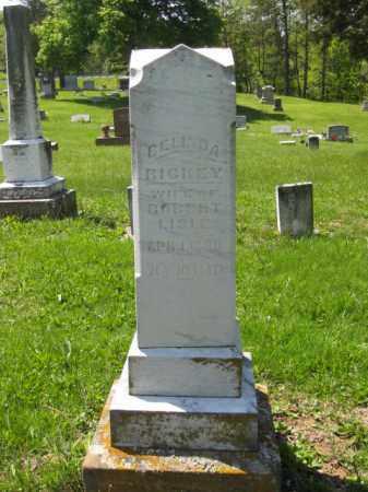 RICKEY LISLE, BELINDA - Athens County, Ohio | BELINDA RICKEY LISLE - Ohio Gravestone Photos