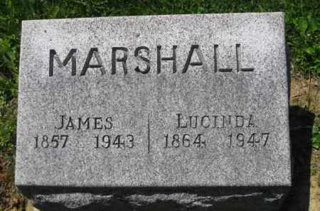 MARSHALL, JAMES - Athens County, Ohio | JAMES MARSHALL - Ohio Gravestone Photos