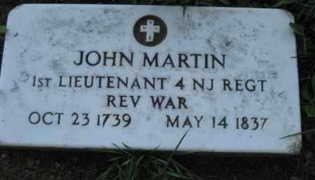 MARTIN, JOHN - Athens County, Ohio | JOHN MARTIN - Ohio Gravestone Photos