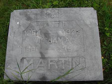 MARTIN, MANTIE - Athens County, Ohio | MANTIE MARTIN - Ohio Gravestone Photos