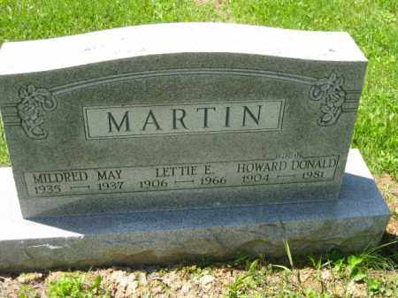 MARTIN, MILDRED MAY - Athens County, Ohio | MILDRED MAY MARTIN - Ohio Gravestone Photos