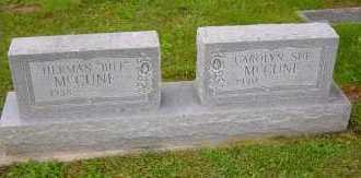 """MCCUNE, HERMAN """"BIFF"""" - Athens County, Ohio   HERMAN """"BIFF"""" MCCUNE - Ohio Gravestone Photos"""