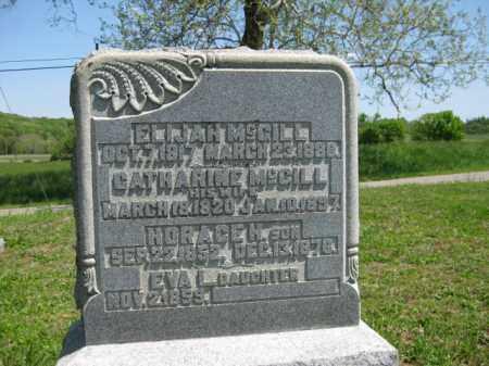 MCGILL, EVA L. - Athens County, Ohio | EVA L. MCGILL - Ohio Gravestone Photos