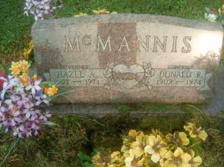 MCMANNIS, HAZEL A - Athens County, Ohio   HAZEL A MCMANNIS - Ohio Gravestone Photos