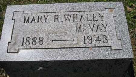 MC VAY, MARY R. - Athens County, Ohio | MARY R. MC VAY - Ohio Gravestone Photos