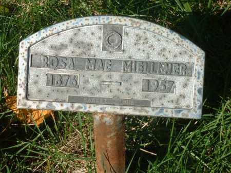 MIELLMIER, ROSA MAE - Athens County, Ohio | ROSA MAE MIELLMIER - Ohio Gravestone Photos