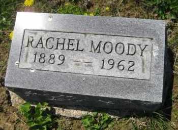 MOODY, RACHEL - Athens County, Ohio | RACHEL MOODY - Ohio Gravestone Photos