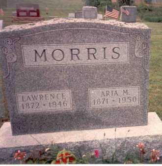 MORRIS, ARIA M. - Athens County, Ohio   ARIA M. MORRIS - Ohio Gravestone Photos