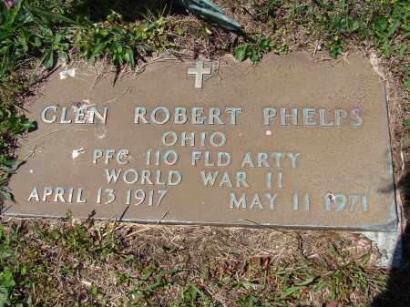 PHELPS, GLEN ROBERT - Athens County, Ohio   GLEN ROBERT PHELPS - Ohio Gravestone Photos