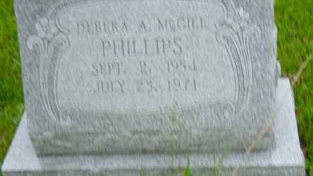 PHILLIPS, DEBRA A. - Athens County, Ohio   DEBRA A. PHILLIPS - Ohio Gravestone Photos