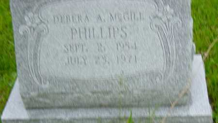 PHILLIPS, DEBRA A. - Athens County, Ohio | DEBRA A. PHILLIPS - Ohio Gravestone Photos
