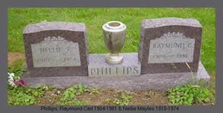 PHILLIPS, NELLIE F. - Athens County, Ohio | NELLIE F. PHILLIPS - Ohio Gravestone Photos