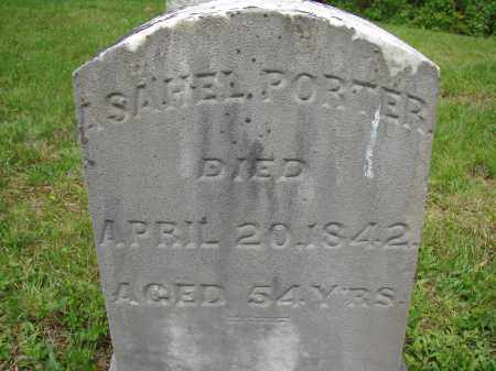 PORTER, ASAHEL - Athens County, Ohio | ASAHEL PORTER - Ohio Gravestone Photos
