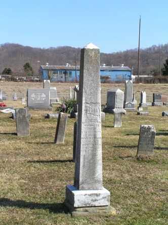ROBINETT, HIRAM - Athens County, Ohio | HIRAM ROBINETT - Ohio Gravestone Photos