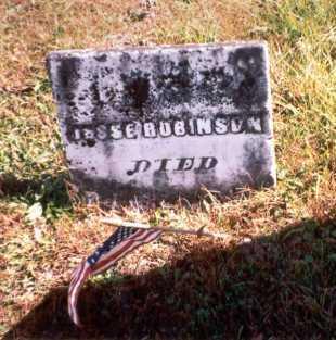ROBINSON, JESSE - Athens County, Ohio | JESSE ROBINSON - Ohio Gravestone Photos