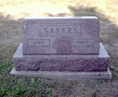 SAYERS, STACY - Athens County, Ohio | STACY SAYERS - Ohio Gravestone Photos