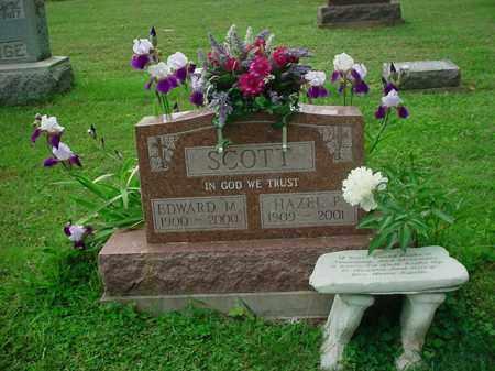 SCOTT, EDWARD M. - Athens County, Ohio | EDWARD M. SCOTT - Ohio Gravestone Photos