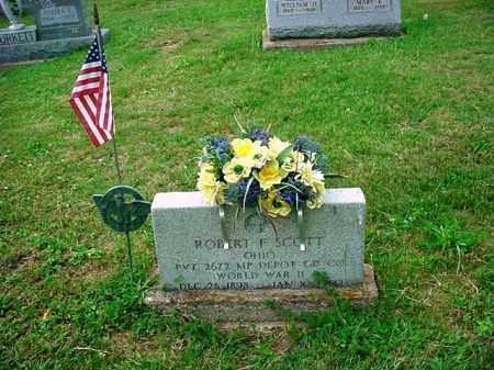 SCOTT, ROBERT - Athens County, Ohio   ROBERT SCOTT - Ohio Gravestone Photos
