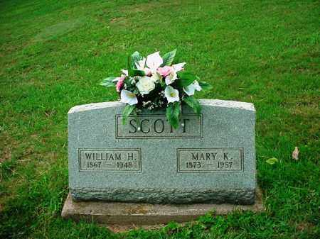SCOTT, WILLIAM H. - Athens County, Ohio | WILLIAM H. SCOTT - Ohio Gravestone Photos