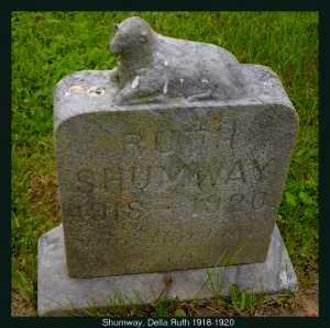SHUMWAY, DELLA RUTH - Athens County, Ohio   DELLA RUTH SHUMWAY - Ohio Gravestone Photos