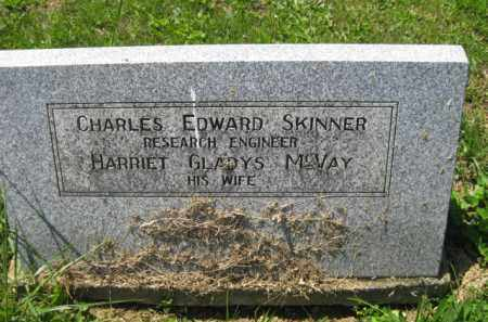 SKINNER, HARRIET GLADYS - Athens County, Ohio | HARRIET GLADYS SKINNER - Ohio Gravestone Photos