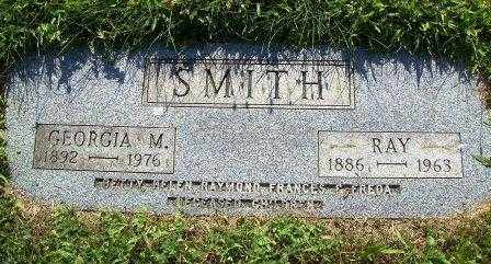 MALE/TIPPIE SMITH, GEORGEANNA - Athens County, Ohio | GEORGEANNA MALE/TIPPIE SMITH - Ohio Gravestone Photos