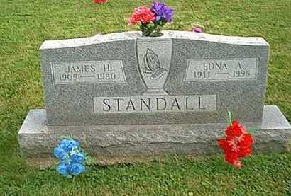 STANDALL, JAMES H. - Athens County, Ohio   JAMES H. STANDALL - Ohio Gravestone Photos