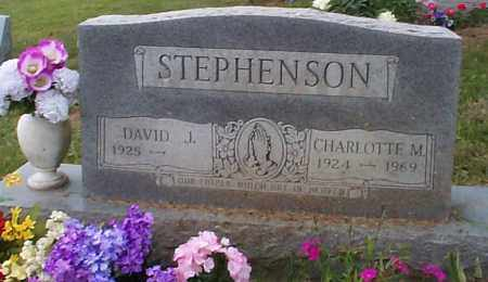 STEPHENSON, CHARLOTTE M. - Athens County, Ohio | CHARLOTTE M. STEPHENSON - Ohio Gravestone Photos