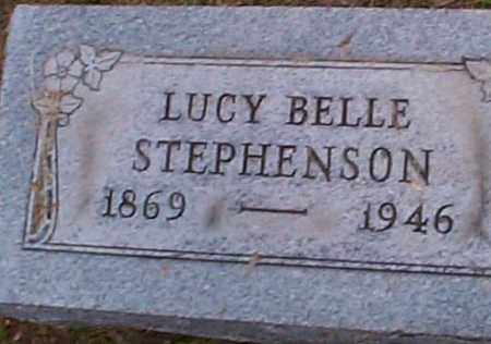 JOHNSON STEPHENSON, LUCY BELLE - Athens County, Ohio | LUCY BELLE JOHNSON STEPHENSON - Ohio Gravestone Photos