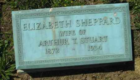 STUART, ELIZABETH - Athens County, Ohio | ELIZABETH STUART - Ohio Gravestone Photos