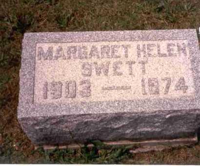 KOONS SWETT, MARGARET HELEN - Athens County, Ohio   MARGARET HELEN KOONS SWETT - Ohio Gravestone Photos