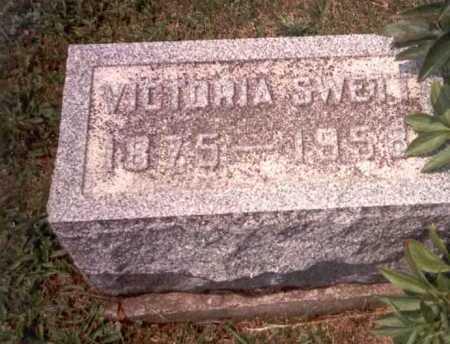 SWETT, VICTORIA - Athens County, Ohio | VICTORIA SWETT - Ohio Gravestone Photos